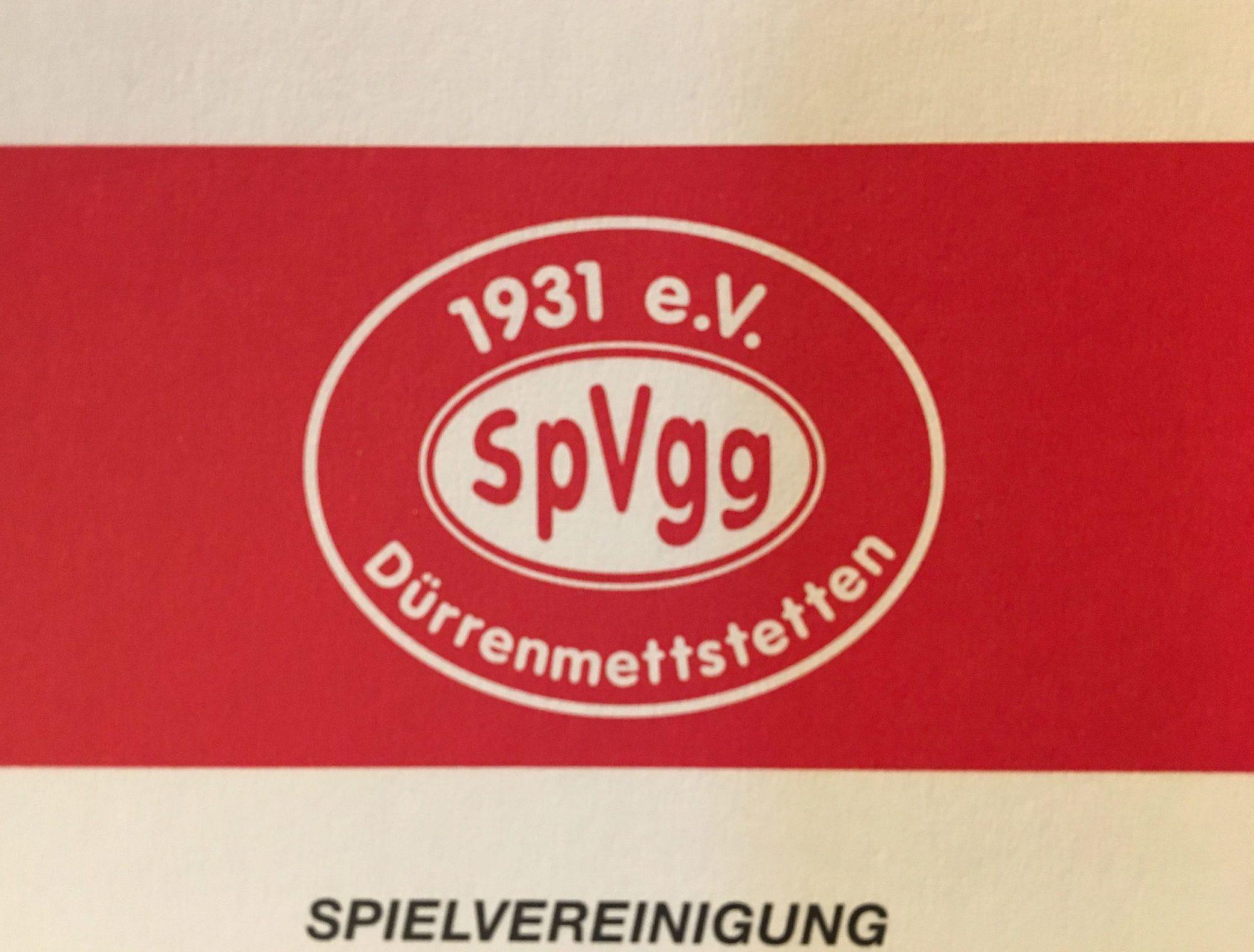 Spvgg Dürrenmettstetten 1931 e.V.